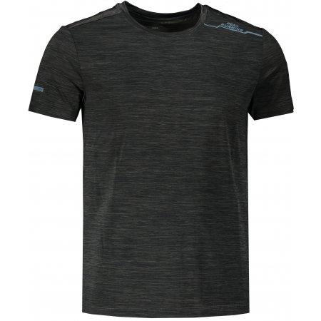 Pánské funkční triko PEAK ROUND NECK T SHIRT FW602707 MIDNIGHT BLUE