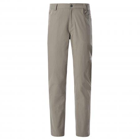 Dámské kalhoty THE NORTH FACE W RESOLVE WOVEN PANT MINERAL GREY