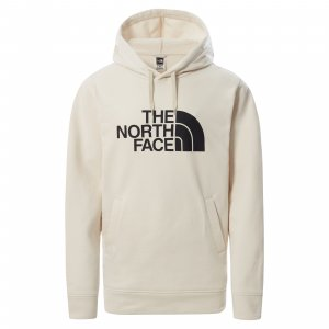 Pánská mikina THE NORTH FACE M HALF DOME PULLOVER HOODIE VINTAGE WHITE