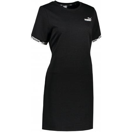 Dámské šaty PUMA AMPLIFIED DRESS TR PUMA BLACK