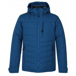 Pánská zimní bunda HUSKY NOREL M TMAVĚ MODRÁ
