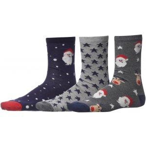 Ponožky SAM 73 UP 143 ŠEDÁ
