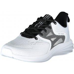 Pánské běžecké boty PEAK CUSHION RUNNING SHOES EW02917H WHITE/BLACK