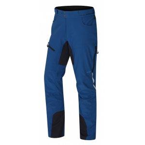 Pánské softshellové kalhoty HUSKY KESON M TMAVĚ MODRÁ