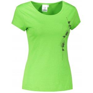 Dámské triko ALTISPORT ALW041122 APPLE GREEN