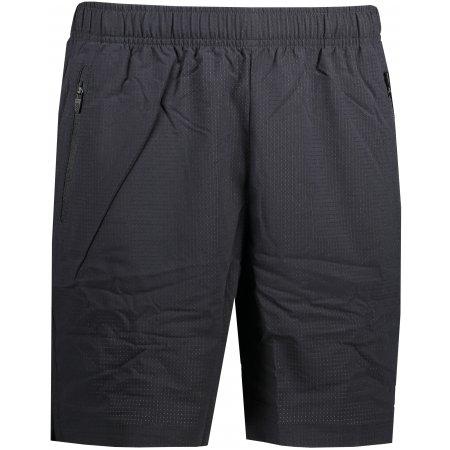 Pánské šortky PEAK WOVEN SHORTS FW302911 BLACK