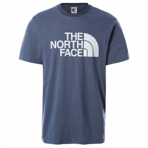 Pánské triko THE NORTH FACE M S/S HALF DOME TEE VINTAGE INDIGO