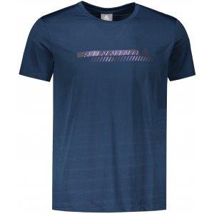 Pánské funkční triko PEAK ROUND NECK T SHIRT FW602557 DARK TURQUOISE