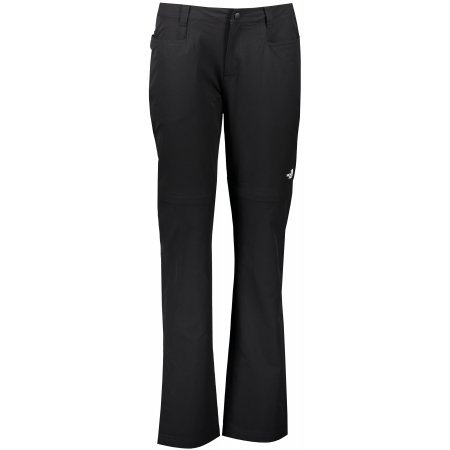 Dámské kalhoty/kraťasy THE NORTH FACE W RESOLVE CONVERTIBLE PANT TNF BLACK