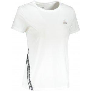 Dámské funkční triko PEAK ROUND NECK T SHIRT FW603228 WHITE