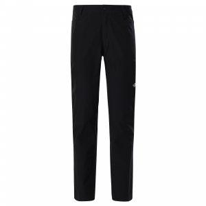 Dámské kalhoty THE NORTH FACE W RESOLVE WOVEN PANT TNF BLACK