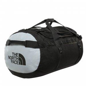 Cestovní taška/batoh THE NORTH FACE GILMAN DUFFEL L TNF BLACK/MID GREY