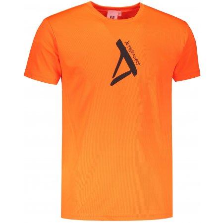 Pánské funkční triko ALTISPORT ALM014124 NEON ORANGE