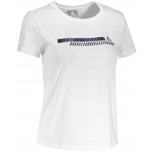 Dámské funkční triko PEAK ROUND NECK T SHIRT FW602558 WHITE