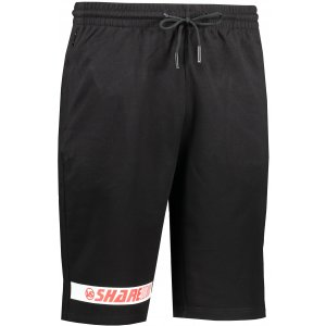 Pánské šortky PEAK KNITTED SHORTS FW302355 BLACK