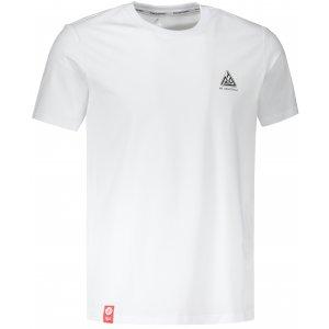 Pánské triko PEAK ROUND NECK T SHIRT FW602541 WHITE