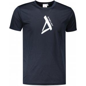 Pánské funkční triko ALTISPORT ALM014124 NÁMOŘNÍ MODRÁ