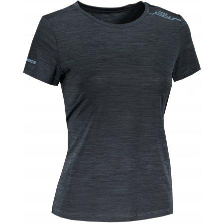 Dámské funkční triko PEAK ROUND NECK T SHIRT FW602708 MIDNIGHT BLUE