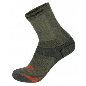 Ponožky HANNAH WALK OLIVE NIGHT