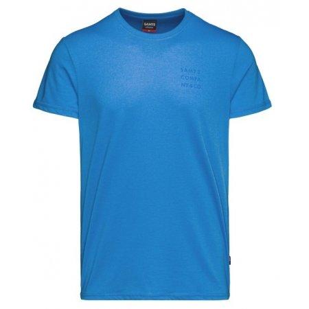Pánské triko s krátkým rukávem SAM 73 TOBIAS MT 776 SVĚTLE MODRÁ