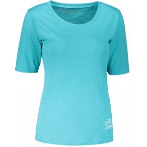 Dámské triko s krátkým rukávem ALTISPORT ARICA LTST772 MODRÁ