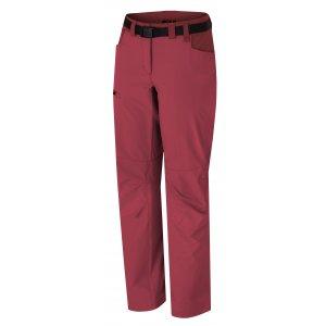 Dámské kalhoty HANNAH MOA DEEP CLARET/SUN-DRIED TOMATO