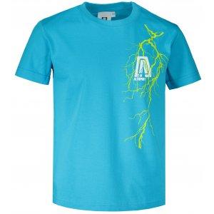 Dětské triko ALTISPORT ALK027138 TYRKYSOVÁ