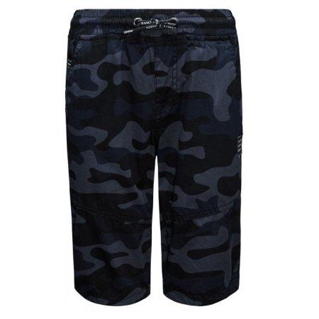 Chlapecké šortky SAM 73 MATTHEW BS 530 TMAVĚ MODRÁ