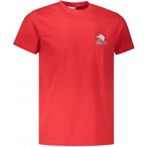 Pánské triko ALTISPORT ALM071129 ČERVENÁ
