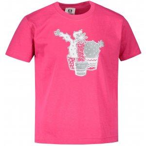 Dětské triko ALTISPORT ALK073138 MALINOVÁ