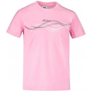 Dětské triko ALTISPORT ALK085138 SVĚTLE RŮŽOVÁ