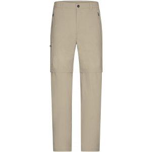 Pánské kalhoty/kraťasy JAMES NICHOLSON JN583 STONE