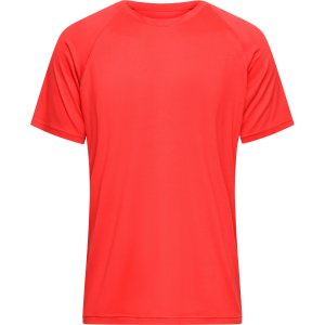 Pánské funkční triko JAMES NICHOLSON JN520 BRIGHT RED