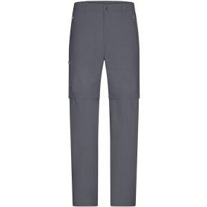 Pánské kalhoty/kraťasy JAMES NICHOLSON JN583 CARBON
