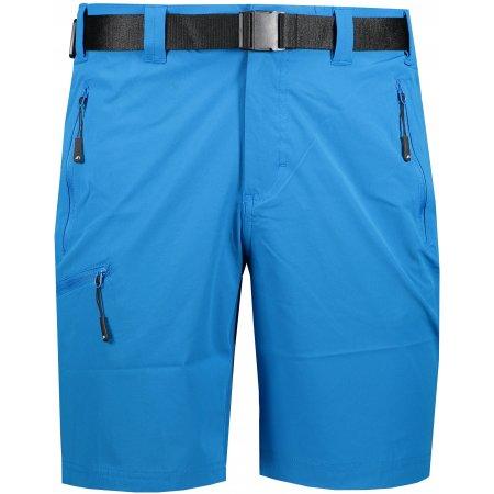 Pánské šortky JAMES NICHOLSON JN1204 BRIGHT BLUE