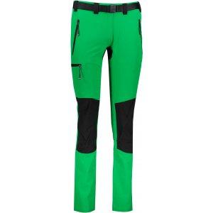 Dámské kalhoty JAMES NICHOLSON JN1205 FERN GREEN/BLACK
