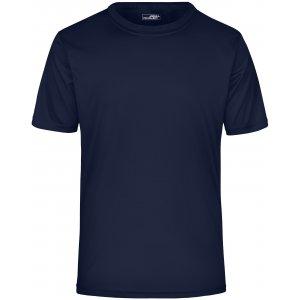 Pánské funkční triko JAMES NICHOLSON JN358 NAVY