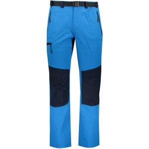 Pánské kalhoty JAMES NICHOLSON JN1206 BRIGHT BLUE/NAVY