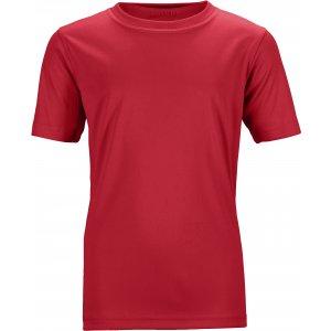 Dětské funkční triko JAMES NICHOLSON JN358K RED