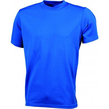 Pánské funkční triko JAMES NICHOLSON JN358 ROYAL