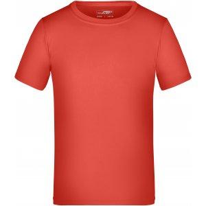 Dětské funkční triko JAMES NICHOLSON JN358K GRENADINE