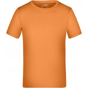 Dětské funkční triko JAMES NICHOLSON JN358K ORANGE