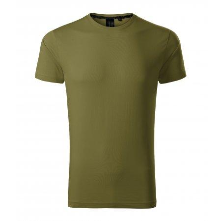 Pánské triko s krátkým rukávem MALFINI PREMIUM EXCLUSIVE 153 AVOCADO GREEN
