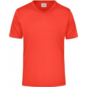 Pánské funkční triko JAMES NICHOLSON JN736 GRENADINE