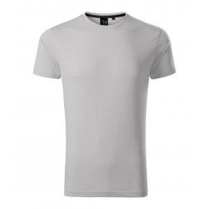 Pánské triko s krátkým rukávem MALFINI PREMIUM EXCLUSIVE 153 GRAY