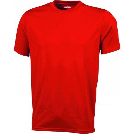 Pánské funkční triko JAMES NICHOLSON JN358 RED