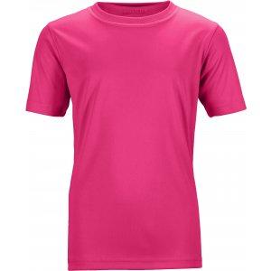 Dětské funkční triko JAMES NICHOLSON JN358K PINK