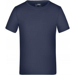 Dětské funkční triko JAMES NICHOLSON JN358K NAVY