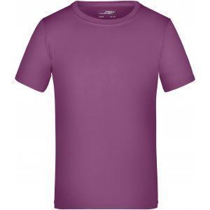 Dětské funkční triko JAMES NICHOLSON JN358K PURPLE
