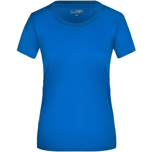 Dámské funkční triko JAMES NICHOLSON JN357 ROYAL